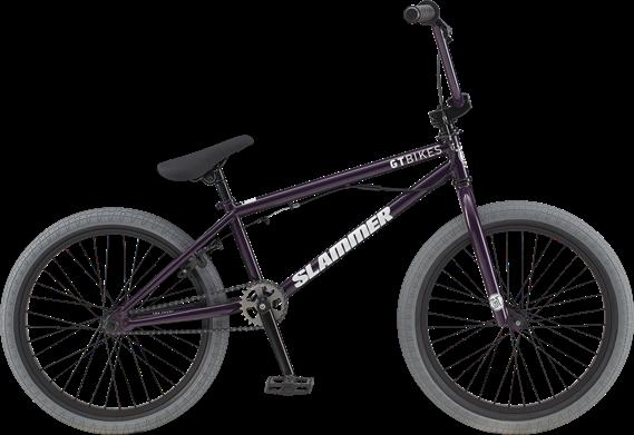"""GT 20"""" Slammer 2020 Plum"""