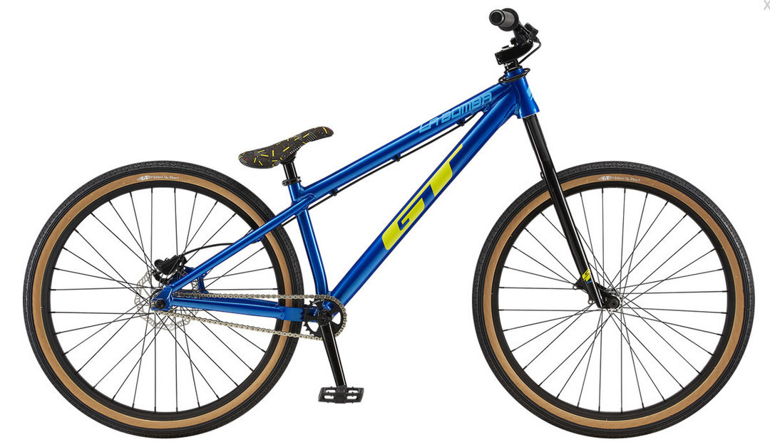 GT LaBomba Blue 2020
