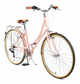 Retrospec Beaumont 7sp Blush Pink