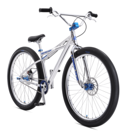 SE BIKES Monster Quad 29+ High Polish Silver