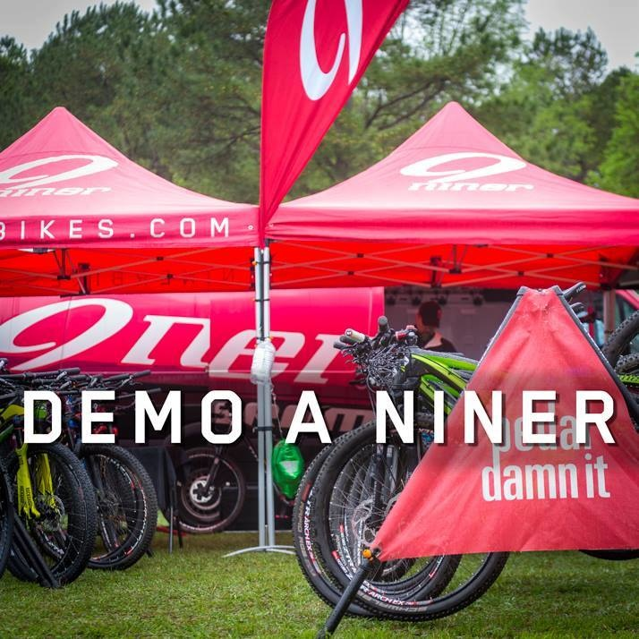 Niner Demo at the Santos Fat Tire Festival!