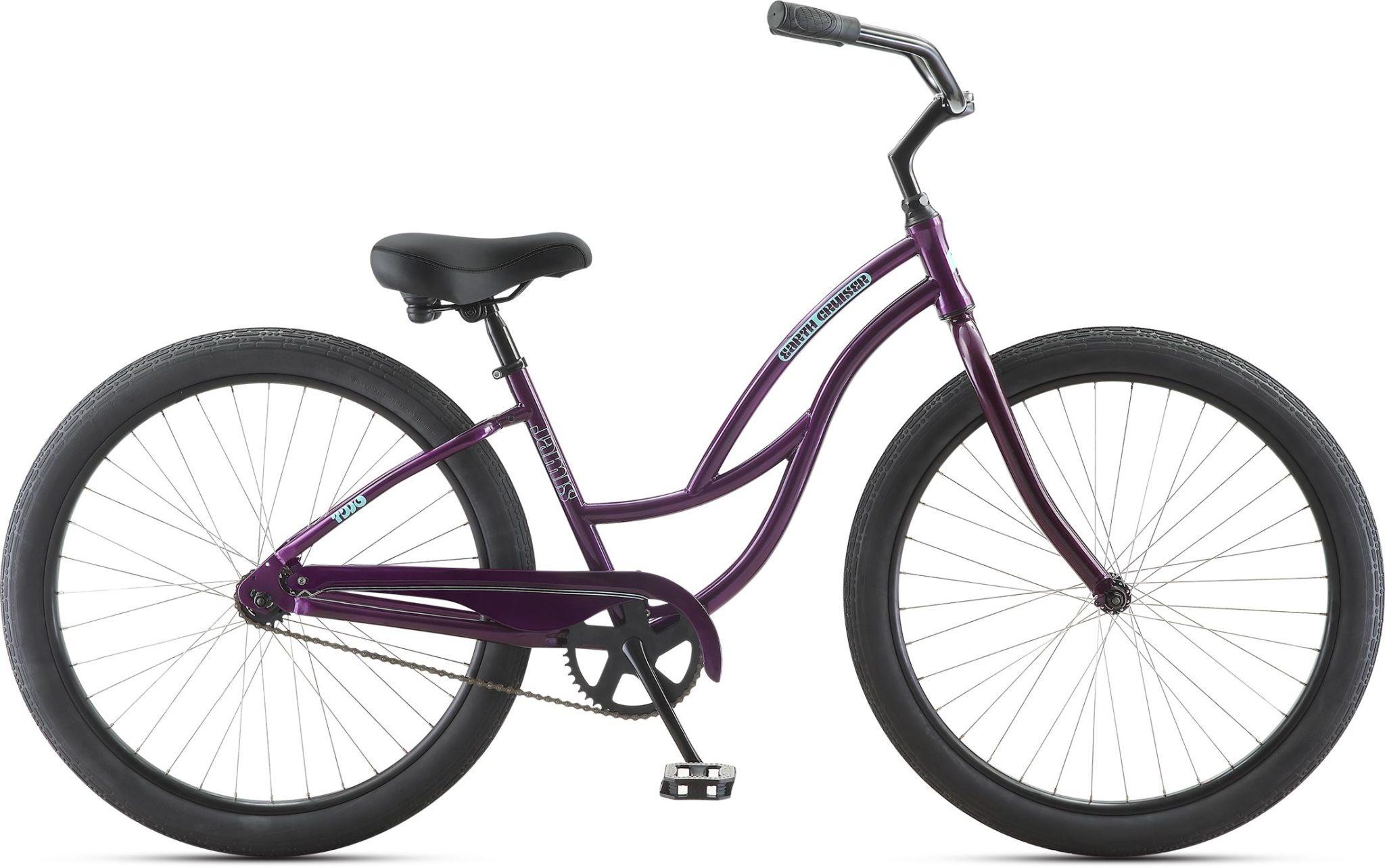 "Jamis Earth Cruiser 2 s/t 17"" Plum Purple"