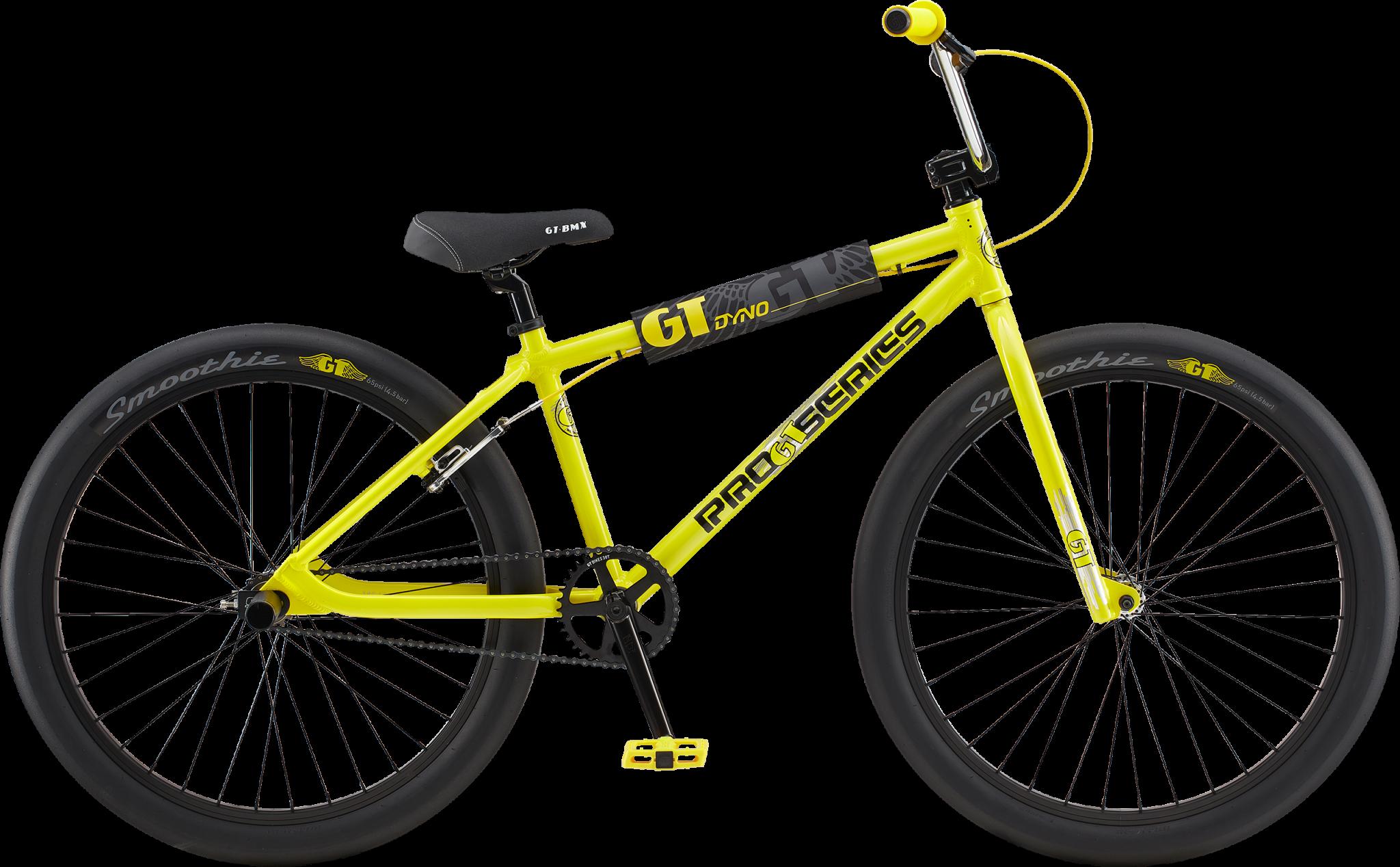 GT Pro Series 26 Yellow