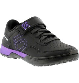 FiveTen WOMEN'S KESTREL LACE WMNS BLACK/PURPLE/CARBON 8