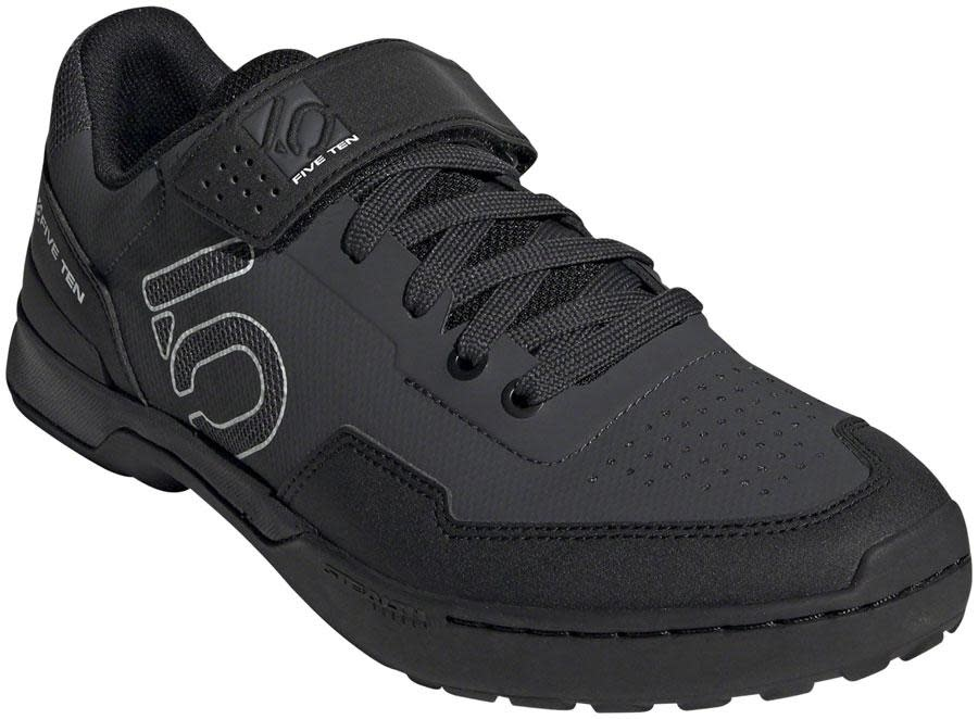FiveTen MEN'S KESTREL LACE CARBON/BLACK/CLEAR GREY 12