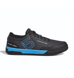 FiveTen WOMEN'S FREERIDER PRO WMNS CARBON/SHOCK CYAN/BLACK 8.5