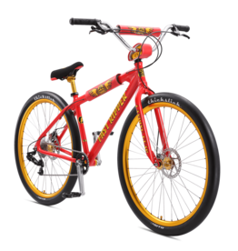 SE BIKES Fast Ripper 29 Red Lightning