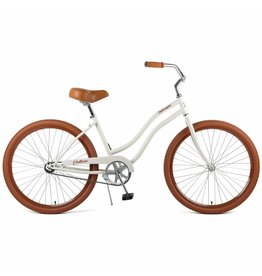 "Retrospec Chatham Ladies 26"" Eggshell"