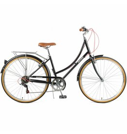 Retrospec Beaumont 7sp Lady Black