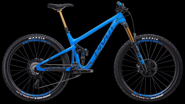Pivot SWITCHBLADE 29 PRO XT BLUE LG V4