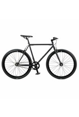 Retrospec Mantra Matte Black 53 cm