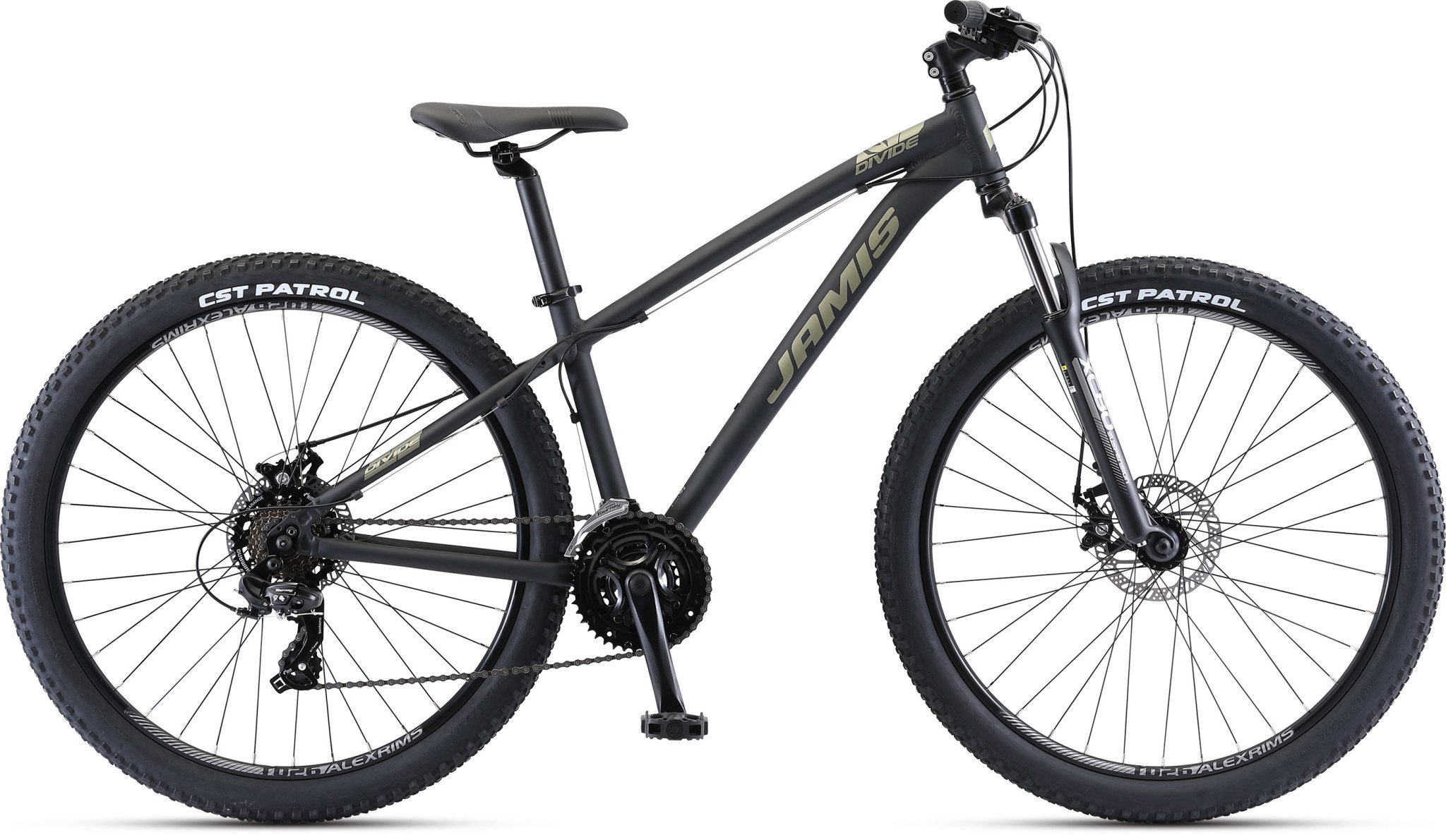 Jamis 2021 Divide 27.5 Ano Black 13""
