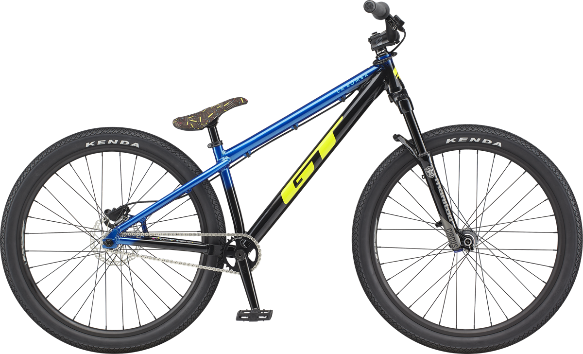 GT 2021 LaBomba Pro Blue M