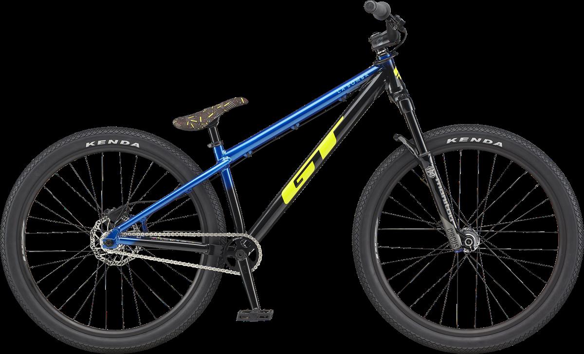 GT 2021 LaBomba Pro Blue