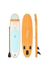 Retrospec Weekender Paddleboard 10' Orange Powder