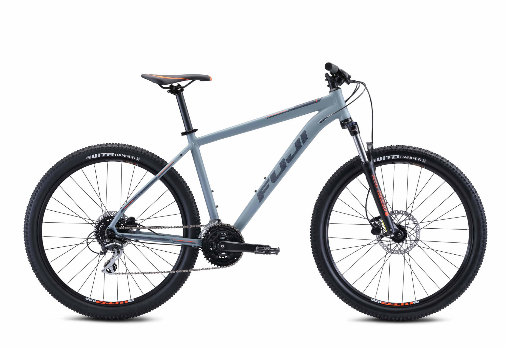"2021 Fuji Nevada 27.5 1.7 17"" Satin Gray"