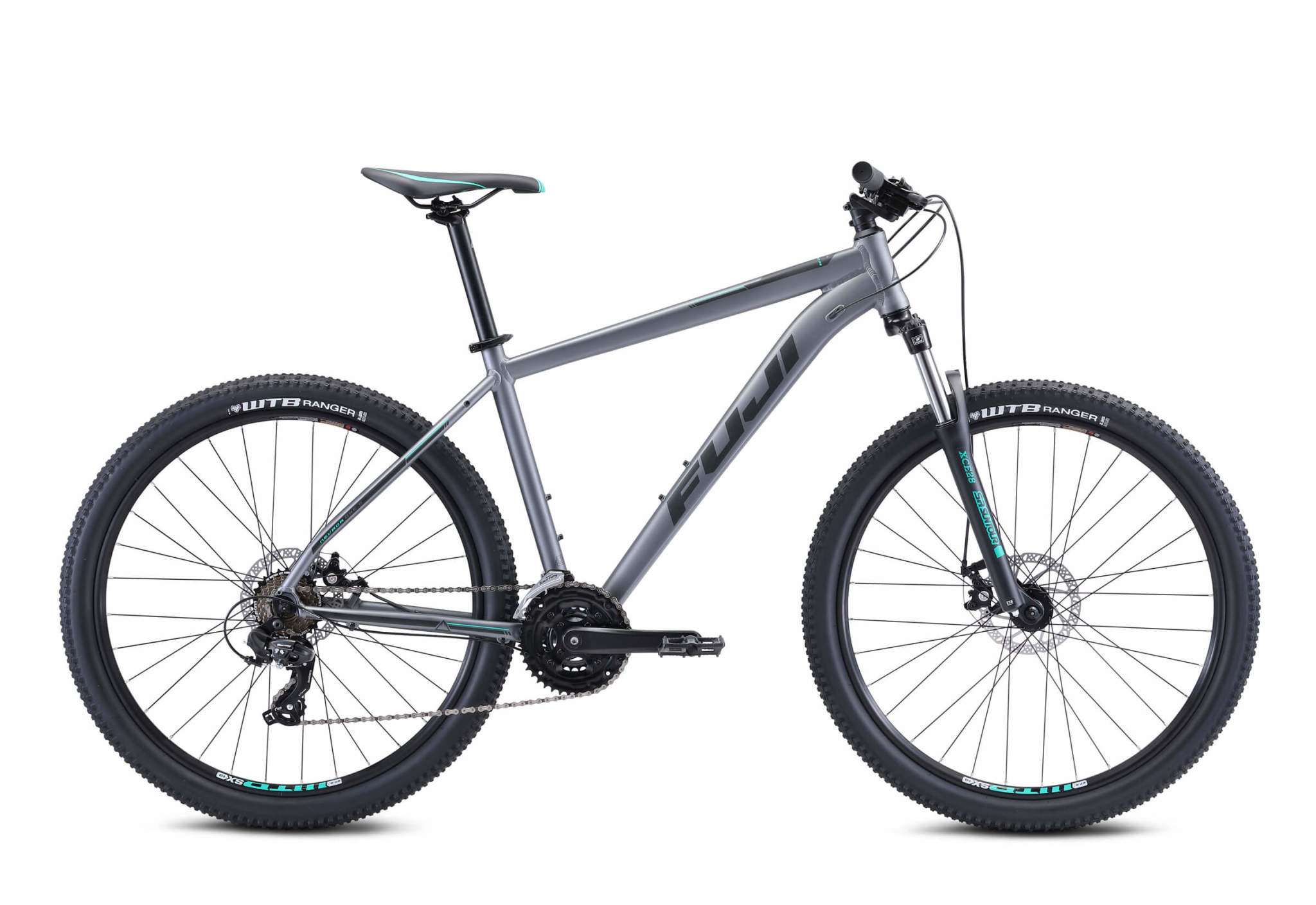 "2021 Fuji Nevada 27.5 1.9 15"" Satin Graphite"