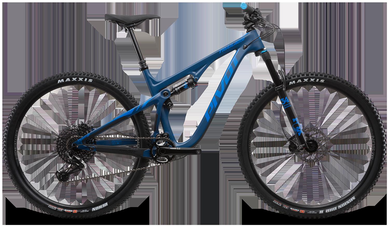 Pivot Trail 429 Race XO1 Steel Blue S