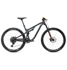 Pivot Trail 429 Race XO1 Battleship Gray L