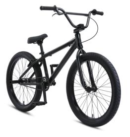 SE BIKES So Cal Flyer 24  Stealth Mode Black 2021
