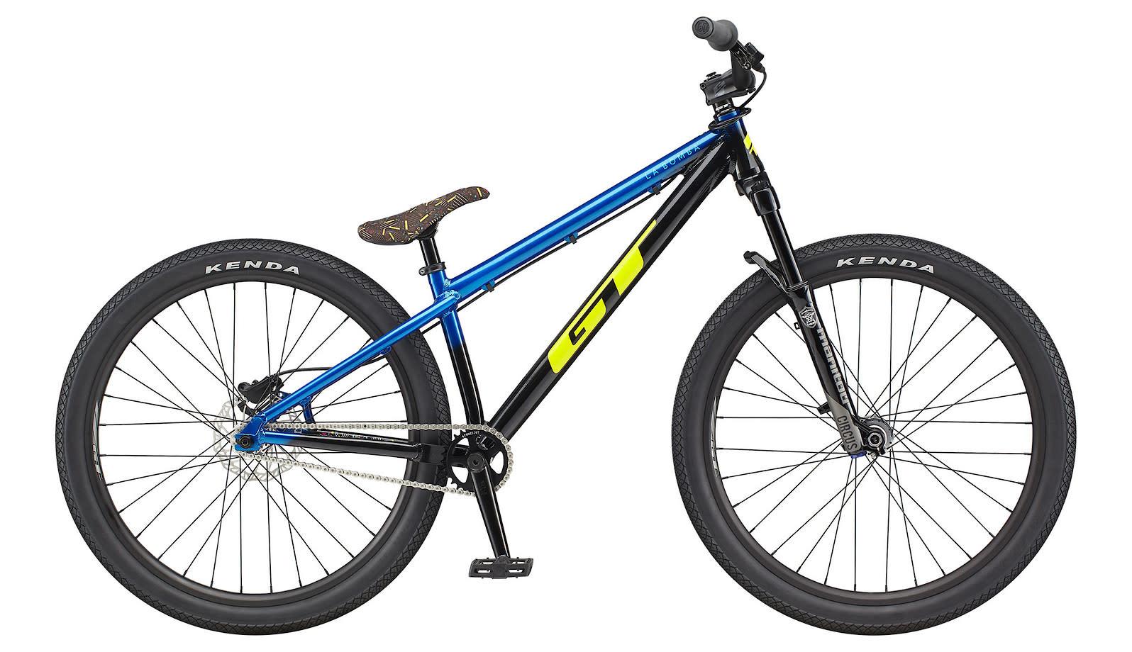 GT 2021 LaBomba Pro Blue L