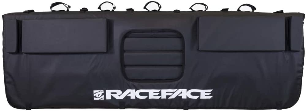 T2 Tailgate Pad - Black, LG/XL