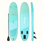 Retrospec Weekender Paddleboard 10' Seafoam Gradient