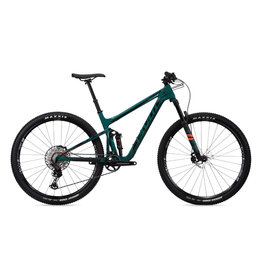 Pivot Mach 4 SL Race XO1 29r deep lake blue  Med 2021