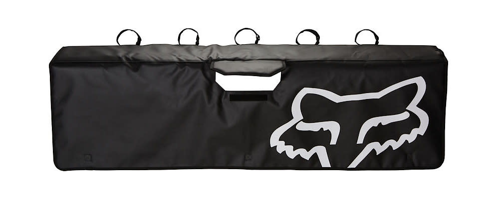 Tailgate Cover: Black Small