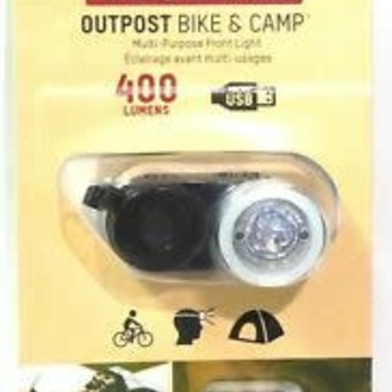 BB OUTPOST BIKE & CAMP