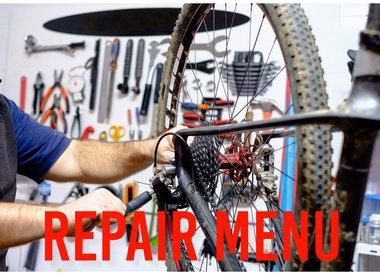 Repair Menu