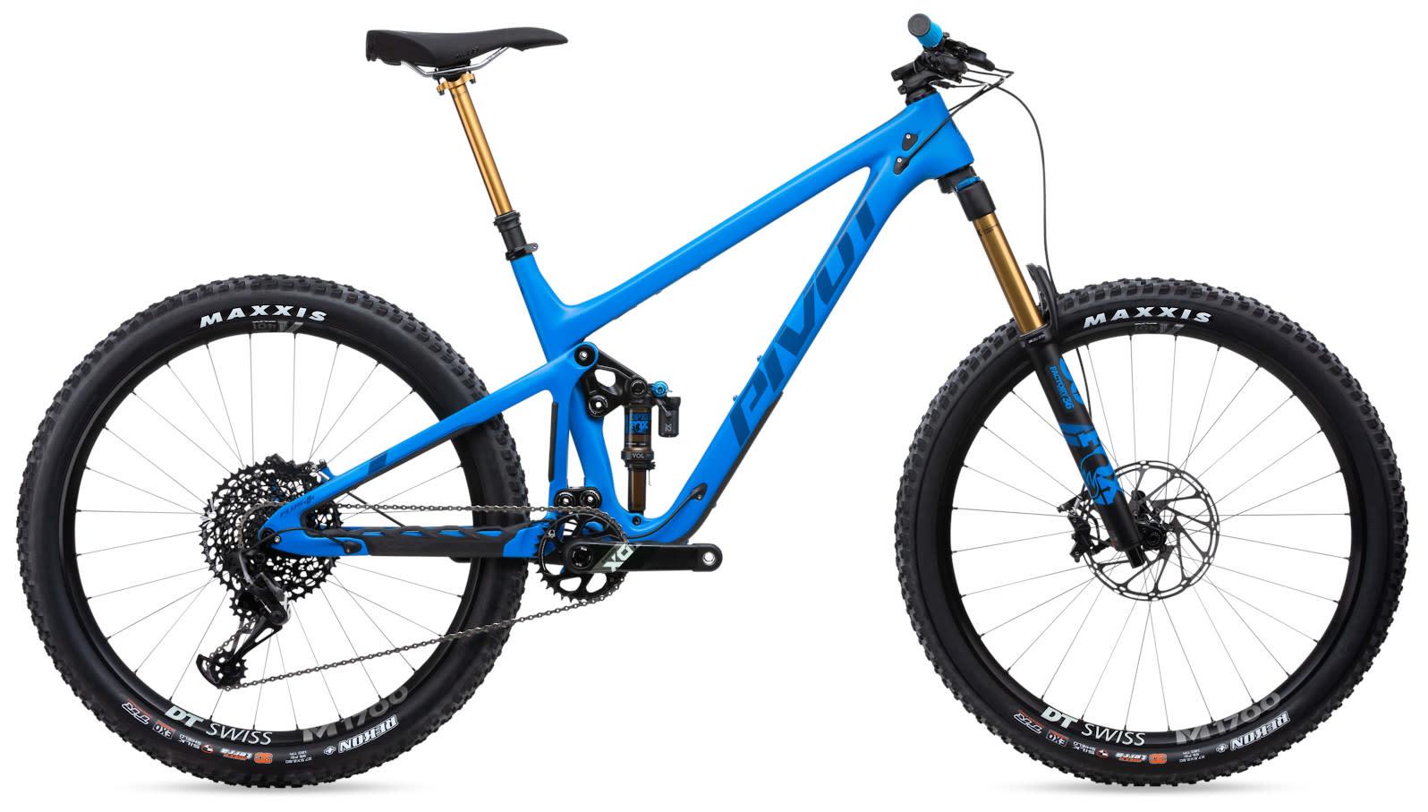 Pivot Switchblade 29 Pro X01 Blue L