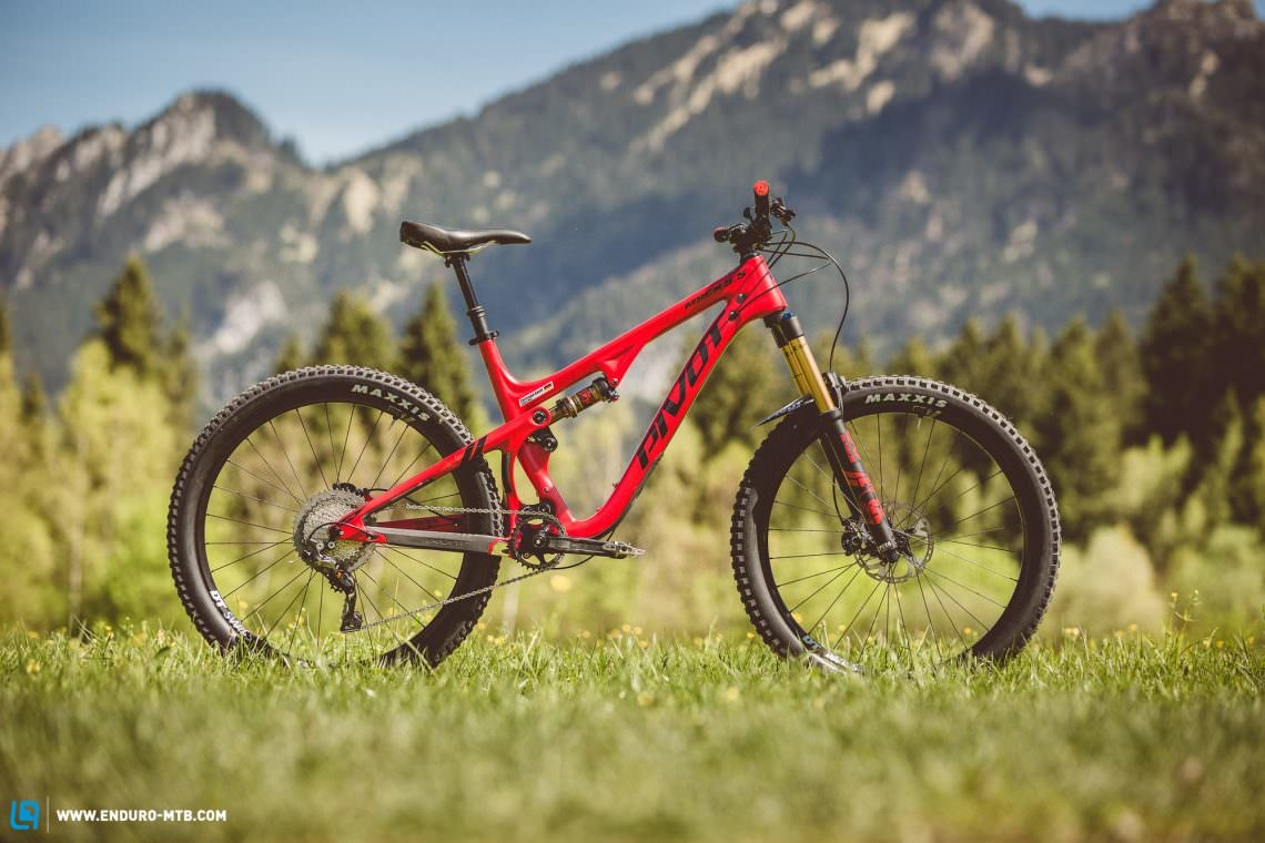 The Pivot Demo Truck is coming to Greenway Bikes!