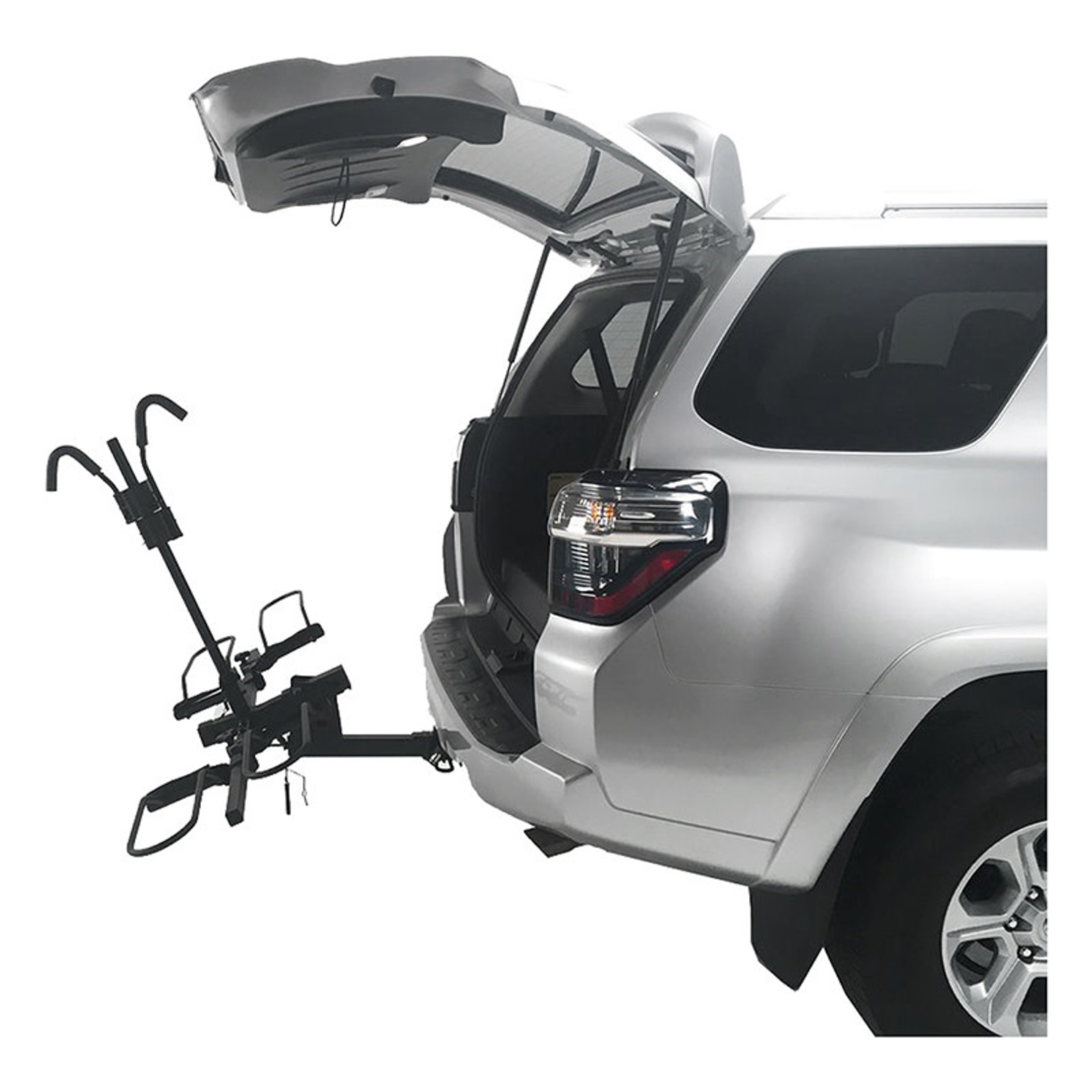 CAR RACK e-bike Hollywood HR1560 Sport Rider SE UP TO 5in TIRE 1-1/4in and 2 in