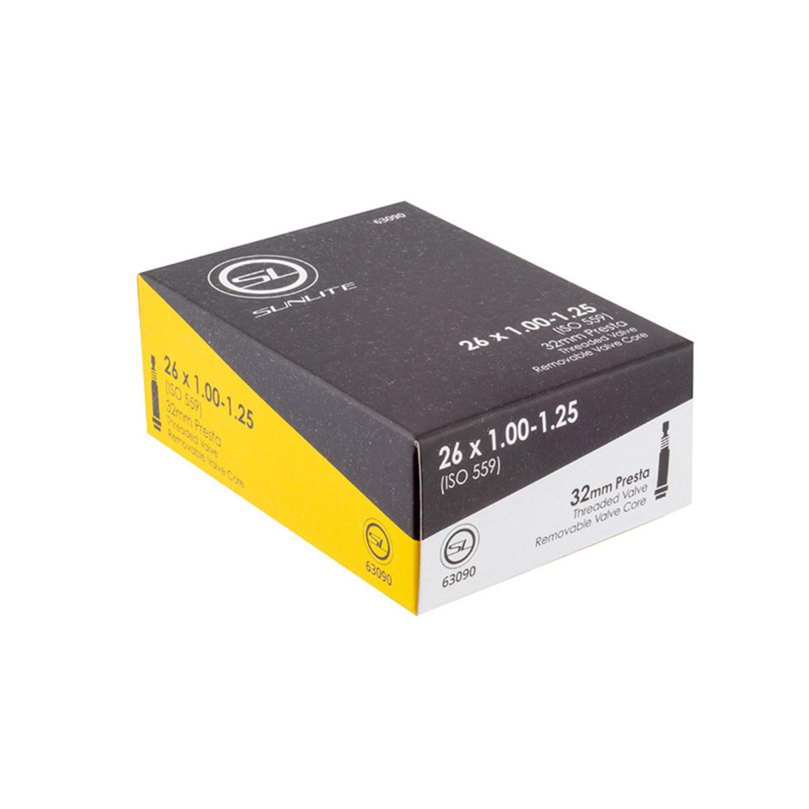 TUBES SUNLT 26x1.00-1.25 PV32/THRD/RC FFW33mm