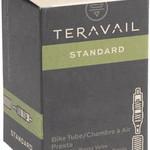 Q-Tubes / Teravail Presta Tube: 650B+ x 35-43mm, 584mm ETRTO, 32mm valve