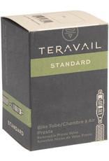 Q-Tubes / Teravail 650c x 18-23mm 48mm Presta Valve Tube 89g