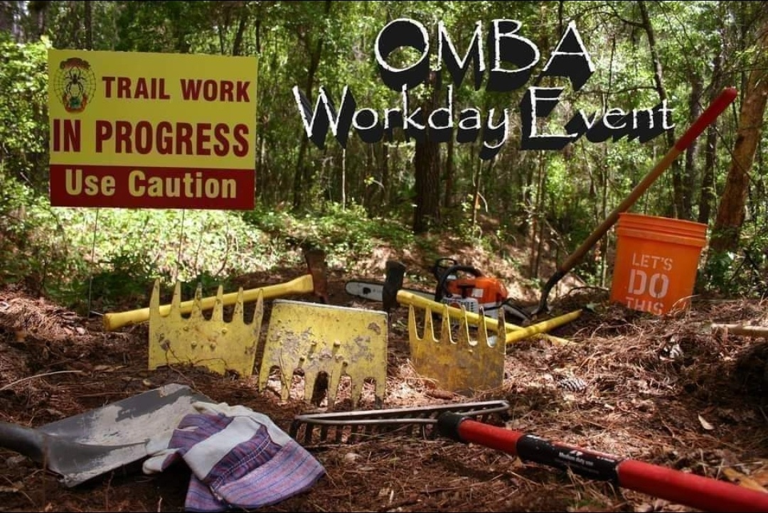 OMBA Trail Workday Event!