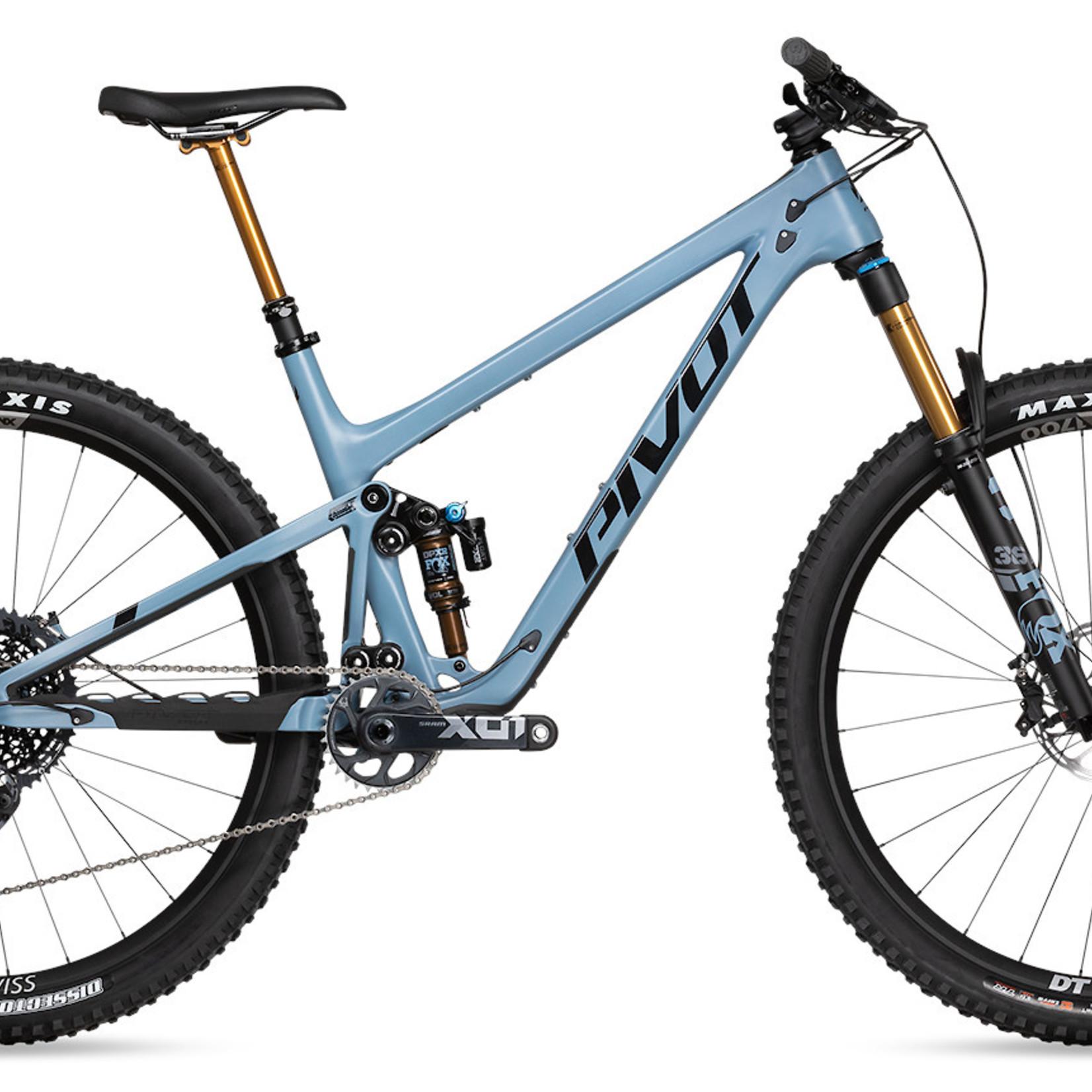 Trail 429 Pro X01 Pacific Blue XL