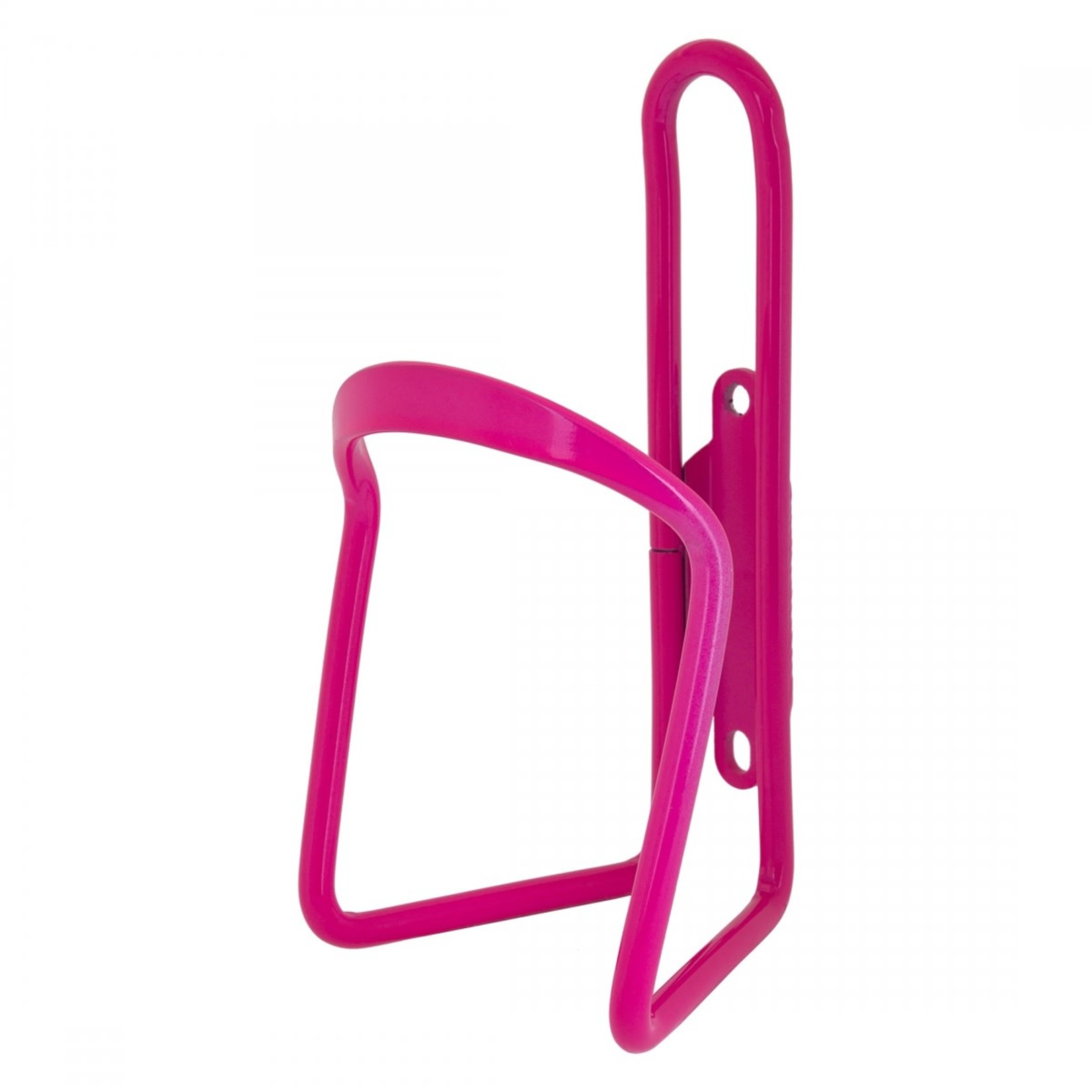 Neon Pink Bottle Cage