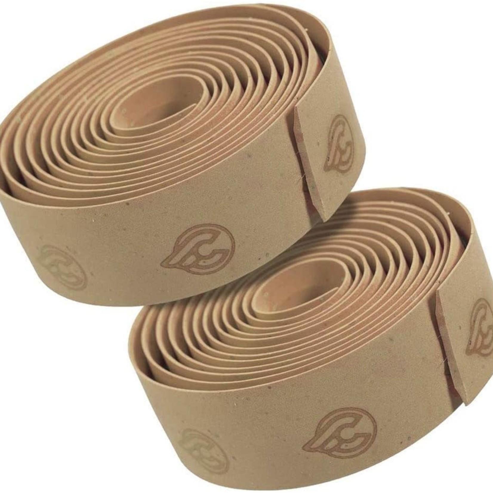TAPE & PLUGS Cinelli Cork Ribbon Handlebar Tape Natural