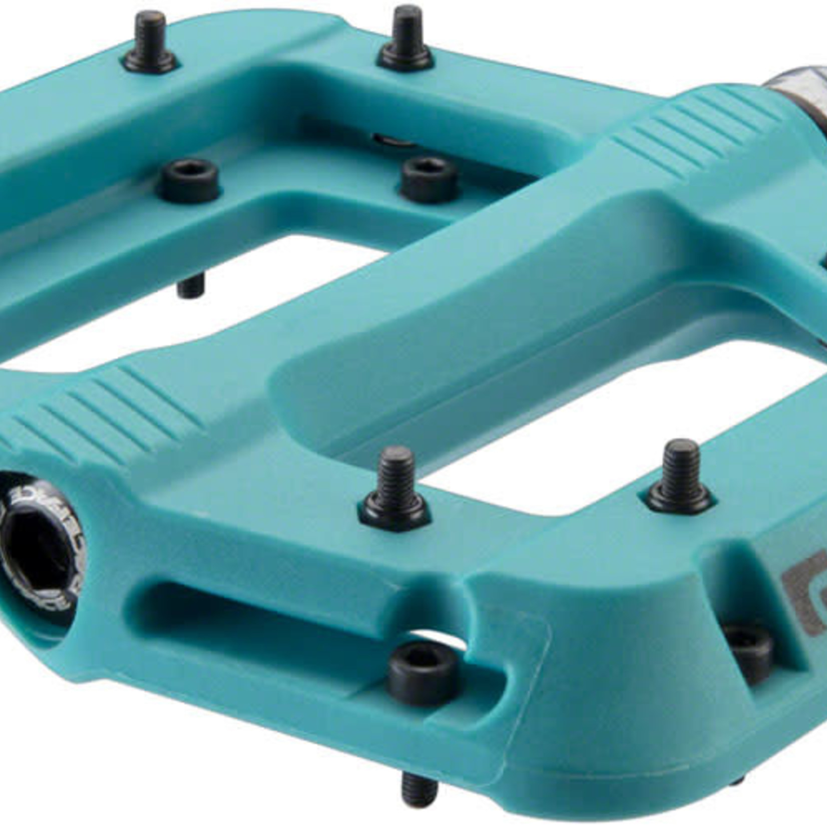 """Chester Pedals 9/16"""" Turquoise Replaceable Pins"""