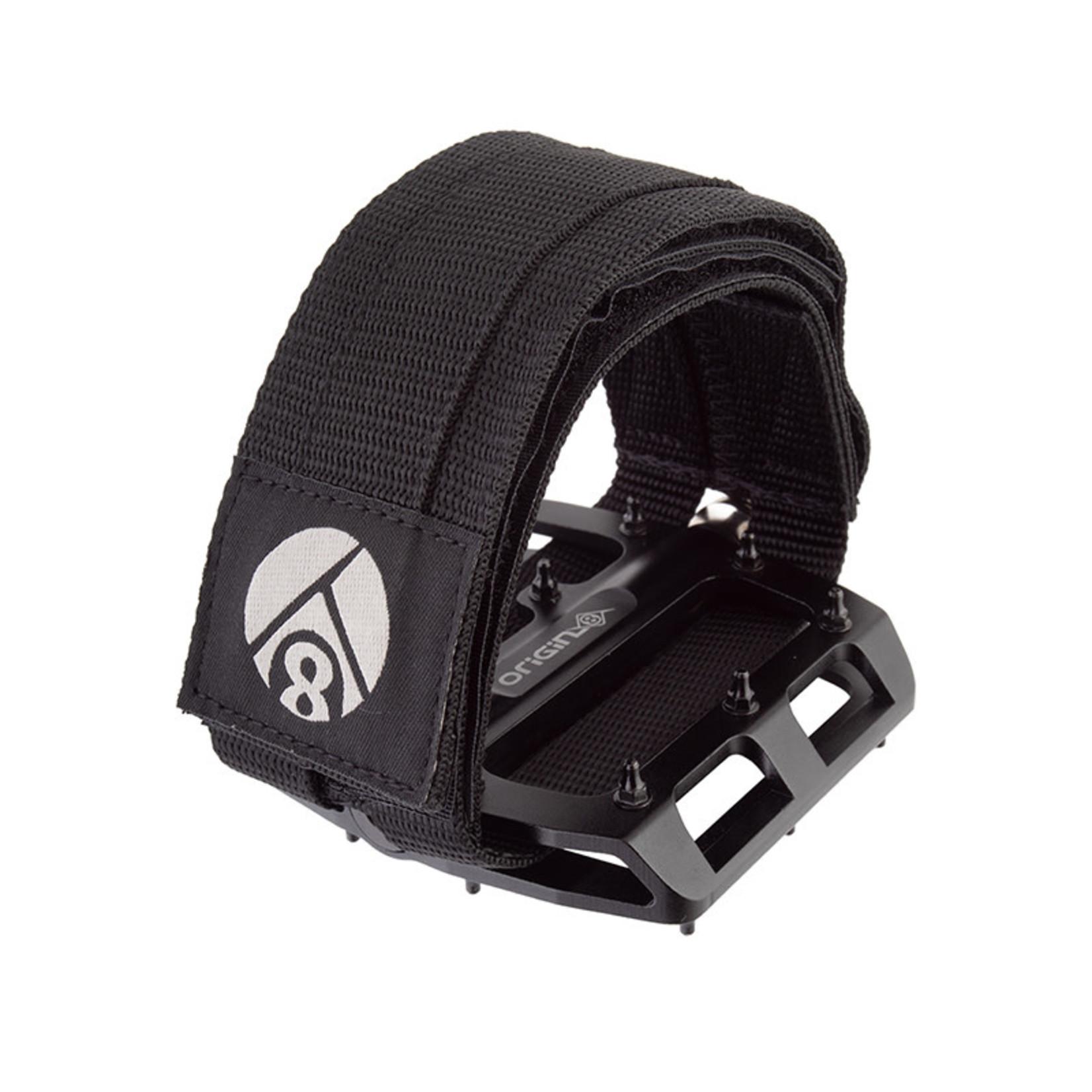Toe Straps Pro Grip II Black