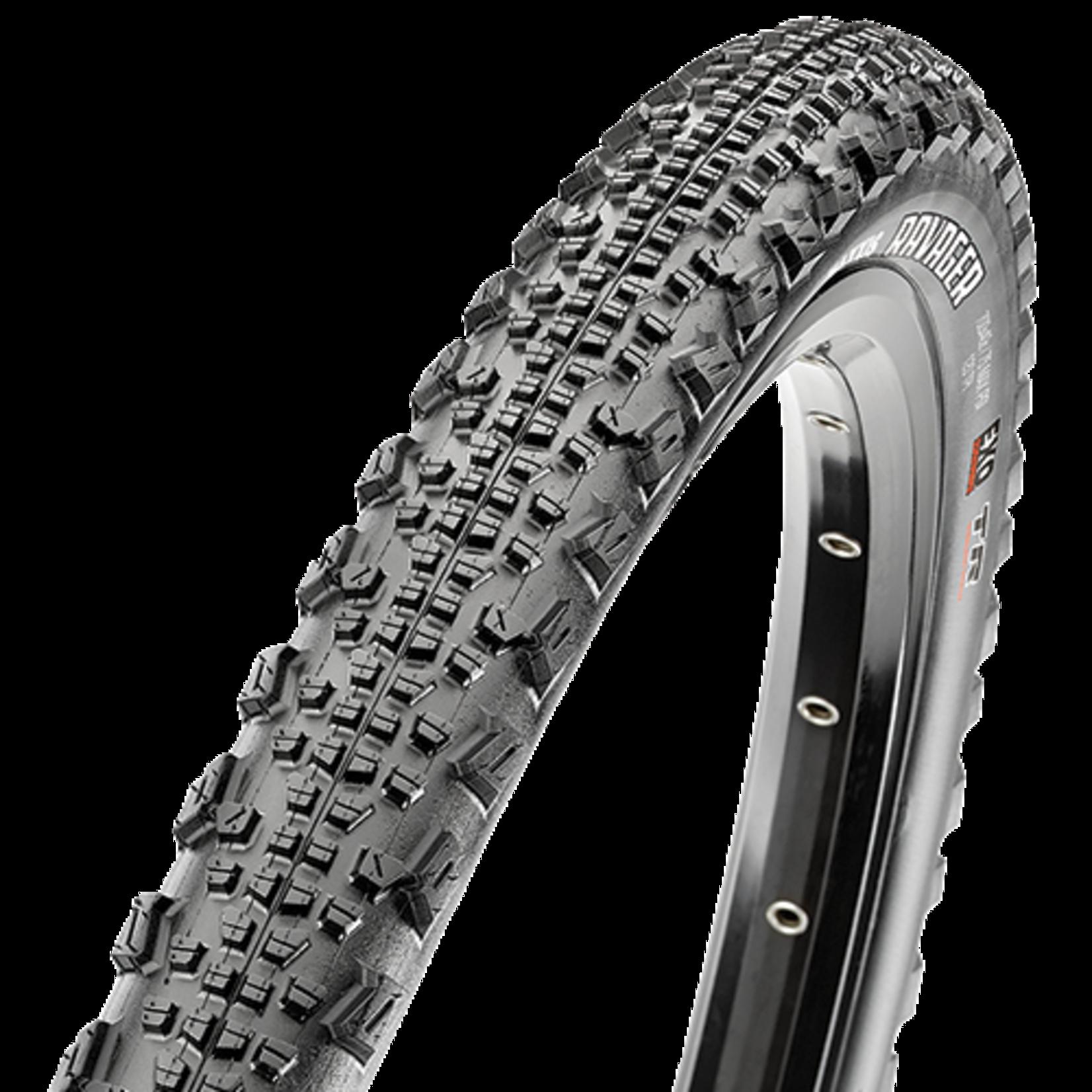 Ravager Tire - 700 x 40, Tubeless, Folding, Black, Dual, EXO