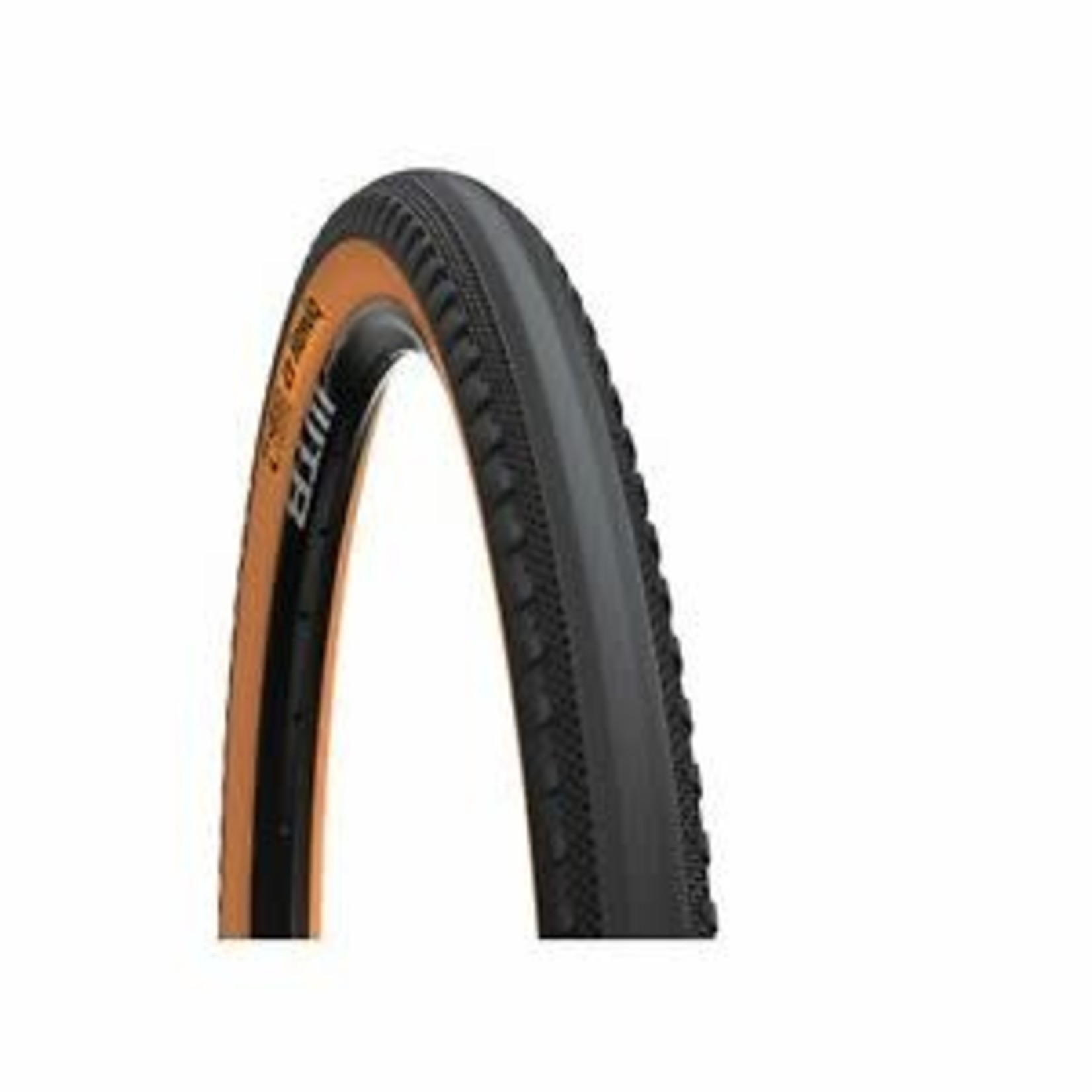 Byway Tire - 650 x 47, TCS Tubeless, Folding, Black/Brown