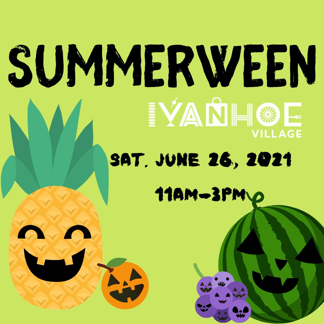 Summerween comes to Ivanhoe Village!