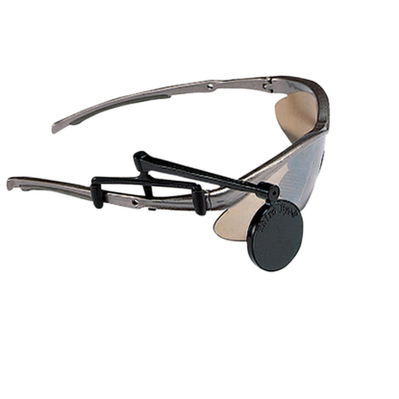 Clip-On Eyeglass Mirror