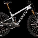 Pivot Trail 429 Race XT Metallic Silver L