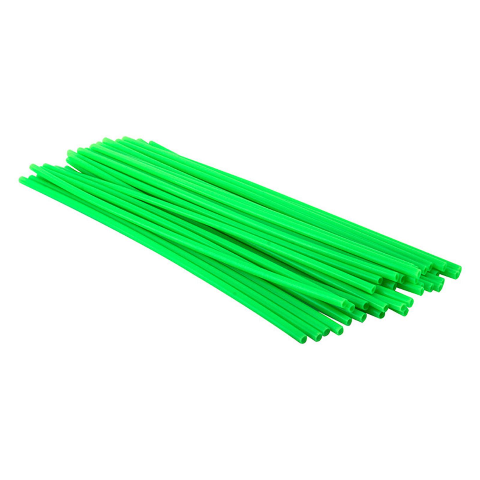 Spoke Covers Neon Green