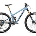 Pivot Trail 429 Pro XT Metallic Silver (L)